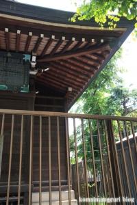 八幡神社(足立区関原)9