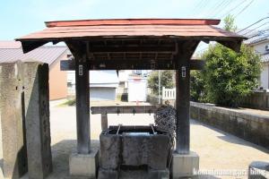 梅田稲荷神社(足立区梅田)5