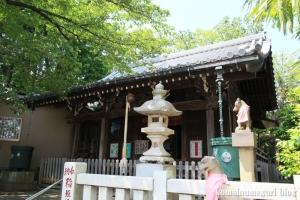 梅田稲荷神社(足立区梅田)14