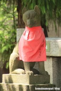 梅田稲荷神社(足立区梅田)9