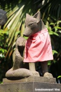 梅田稲荷神社(足立区梅田)10