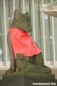 梅田稲荷神社(足立区梅田)11