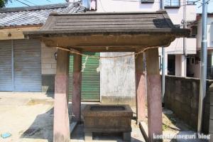氷川神社(足立区足立)2