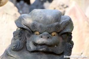 西之宮稲荷神社(足立区足立)20