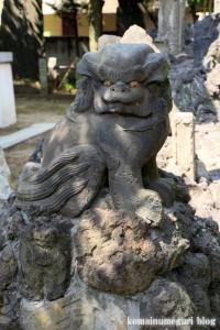 西之宮稲荷神社(足立区足立)16