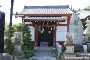 高砂神社(足立区足立)11