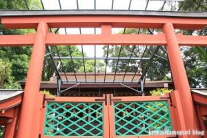 氷室神社(奈良市春日野町)24