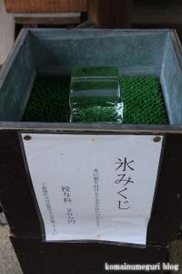 氷室神社(奈良市春日野町)28