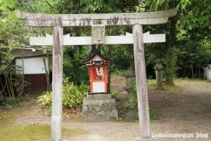 奈良豆比古(ならつひこ)神社(奈良市奈良坂町奥垣田)56