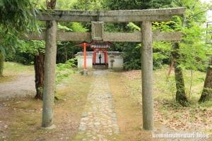 奈良豆比古(ならつひこ)神社(奈良市奈良坂町奥垣田)59