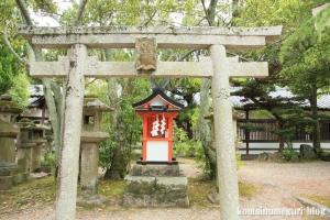 奈良豆比古(ならつひこ)神社(奈良市奈良坂町奥垣田)64