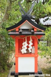奈良豆比古(ならつひこ)神社(奈良市奈良坂町奥垣田)66