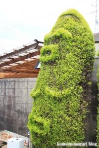 奈良豆比古(ならつひこ)神社(奈良市奈良坂町奥垣田)69