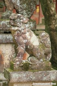 手向山(たむけやま)八幡宮(奈良市雑司町)16