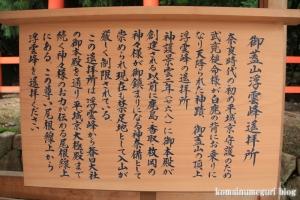 春日大社(奈良市春日井町)48