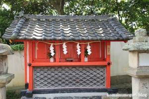 天神社(奈良市高畑町)3