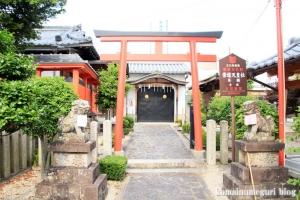 祟道(すどう)天皇社(奈良市西紀寺町)17