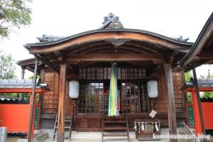 祟道(すどう)天皇社(奈良市西紀寺町)18