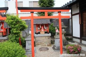 祟道(すどう)天皇社(奈良市西紀寺町)22