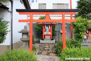 祟道(すどう)天皇社(奈良市西紀寺町)23
