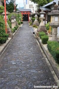 祟道(すどう)天皇社(奈良市西紀寺町)15