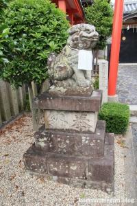 祟道(すどう)天皇社(奈良市西紀寺町)28