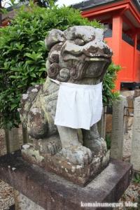 祟道(すどう)天皇社(奈良市西紀寺町)29