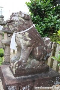 祟道(すどう)天皇社(奈良市西紀寺町)30