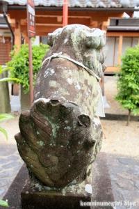 祟道(すどう)天皇社(奈良市西紀寺町)31