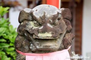 祟道(すどう)天皇社(奈良市西紀寺町)32