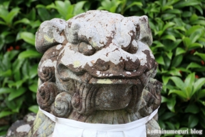 祟道(すどう)天皇社(奈良市西紀寺町)33