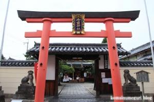 御霊神社(奈良市薬師堂町)1