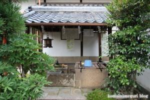 御霊神社(奈良市薬師堂町)5