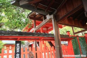 御霊神社(奈良市薬師堂町)8