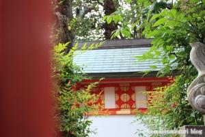 御霊神社(奈良市薬師堂町)9