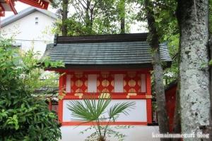 御霊神社(奈良市薬師堂町)10
