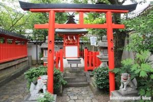 御霊神社(奈良市薬師堂町)12