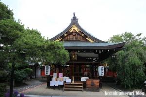 御霊神社(奈良市薬師堂町)18