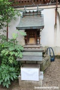 御霊神社(奈良市薬師堂町)11