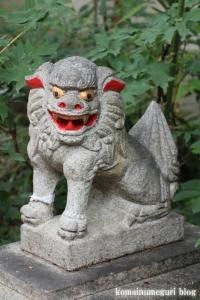 御霊神社(奈良市薬師堂町)13
