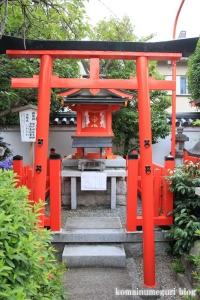 御霊神社(奈良市薬師堂町)15