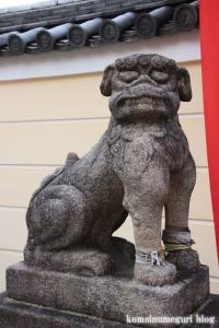 御霊神社(奈良市薬師堂町)24