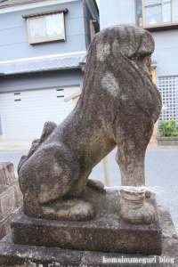 御霊神社(奈良市薬師堂町)21