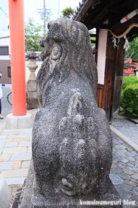 御霊神社(奈良市薬師堂町)22