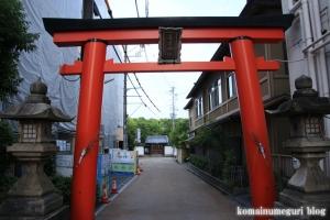 漢國(かんごう)神社(奈良市漢國町)4