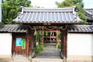 漢國(かんごう)神社(奈良市漢國町)6