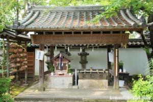 漢國(かんごう)神社(奈良市漢國町)11