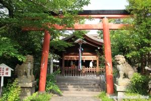 漢國(かんごう)神社(奈良市漢國町)15