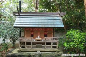 漢國(かんごう)神社(奈良市漢國町)19