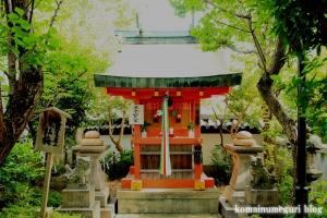 漢國(かんごう)神社(奈良市漢國町)20